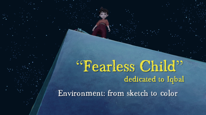 Discovering Fearless Child